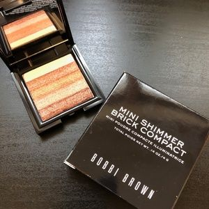 NIB BOBBI BROWN Shimmer Brick Highlighter Mini